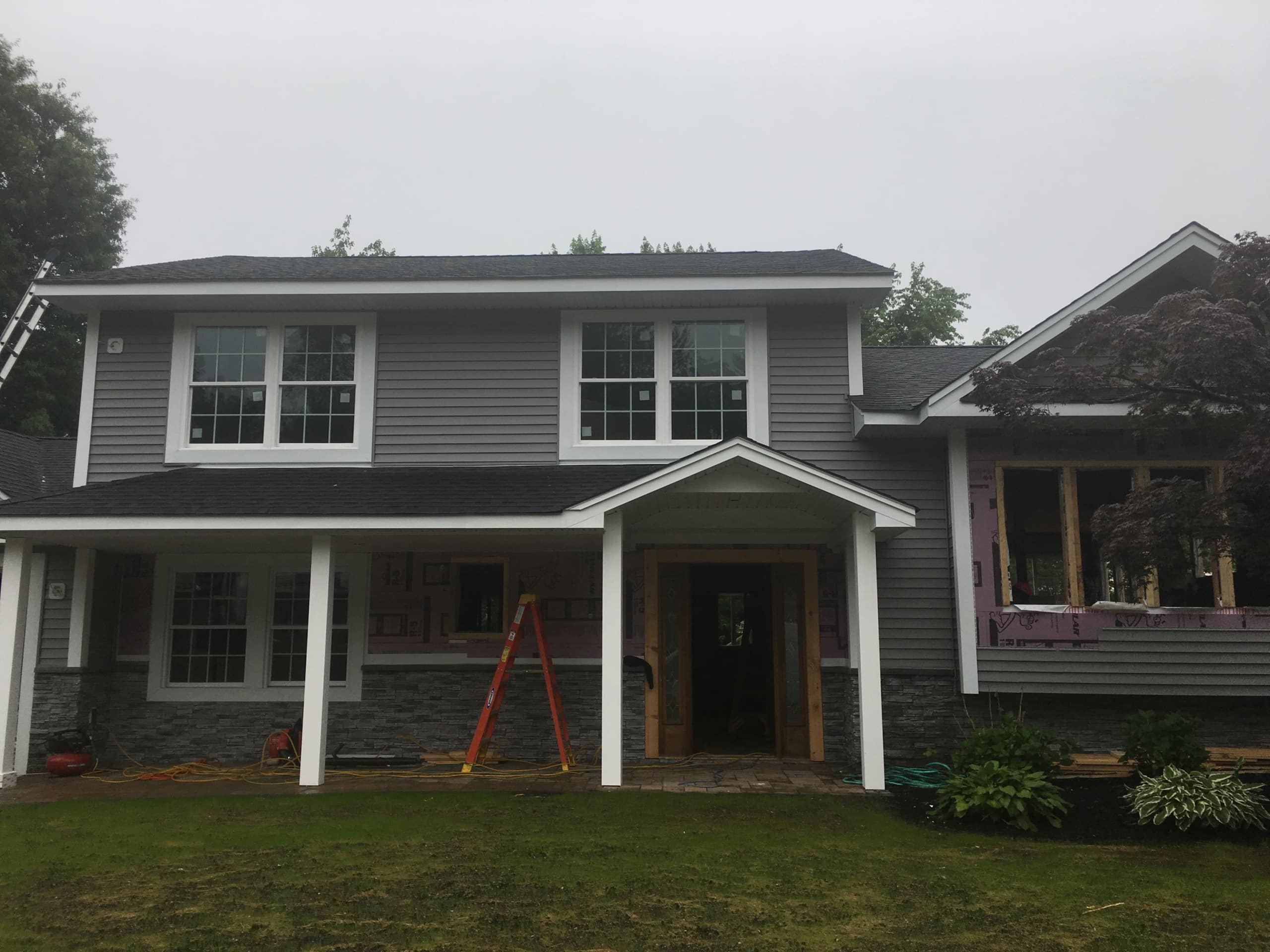 Gutter Installation in Pearl River by Superior Seamless Gutters