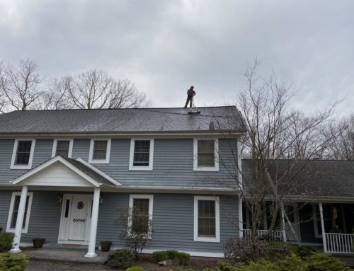 Roof Cleaning in Rockland County, New York