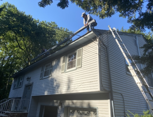 Gutter Replacement in Mahwah, New Jersey