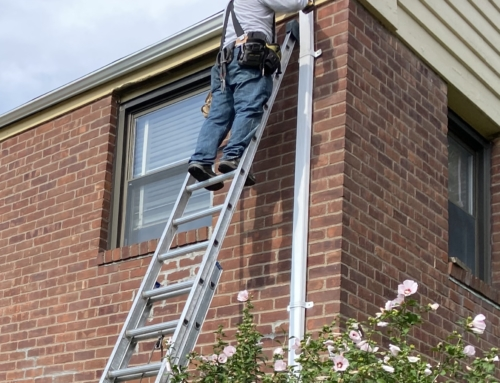 Replacing Storm Damaged Gutters in Rockland County, New York