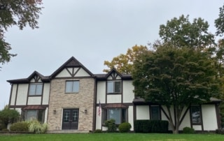 gutter installation in pearl river ny by superior seamless gutters