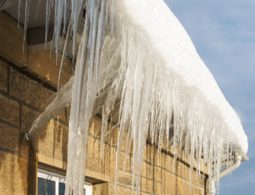 Prevent Ice Dams in Gutters